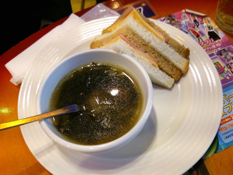 ケーキバイキングによる食事会(18)