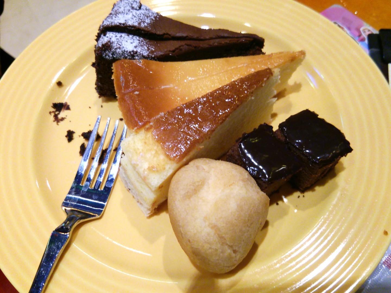ケーキバイキングによる食事会(19)