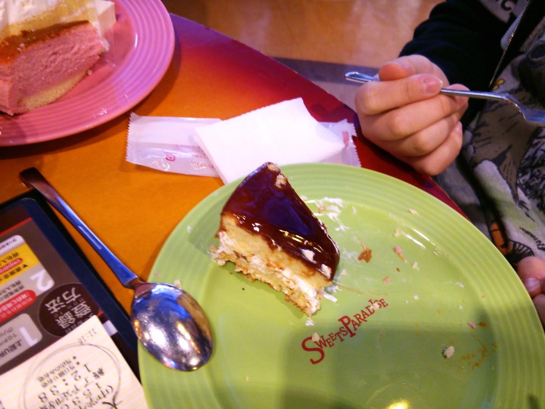 ケーキバイキングによる食事会(13)